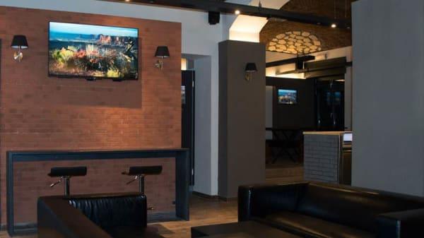 Vista sala - Revenge Pub, Turin