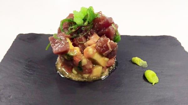 Sugerencia del chef - Baniba, Illescas