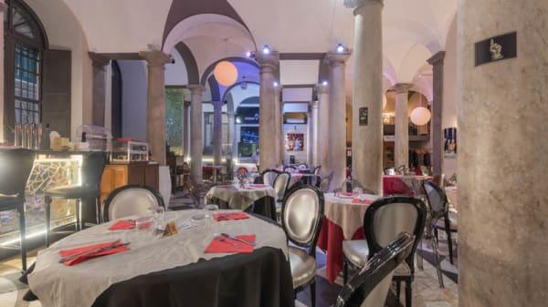 Vista sala - Ferro e Fuoco Garibaldi, Genoa