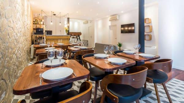 La salle - Restaurant Trema, Paris
