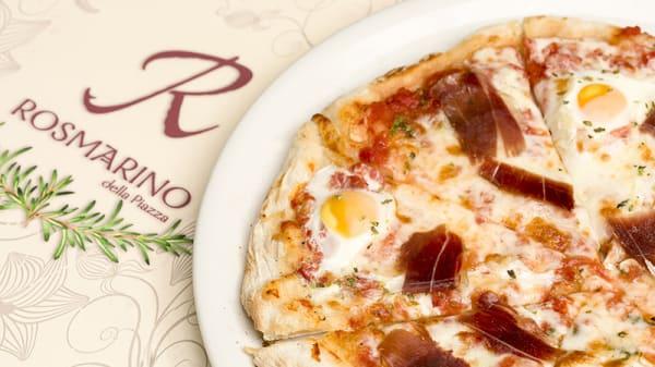 Sugerencia del chef - Rosmarino, Marbella