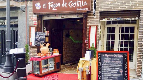- - El Fogón de Castilla, Getafe