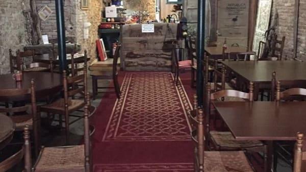 Sala - Antica Trattoria La Fiasca, Monselice