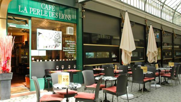 Café la Perle des Lions, Genève