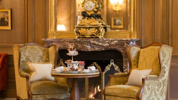 CHEMINEE - Ritz Paris - Salon Proust, Paris