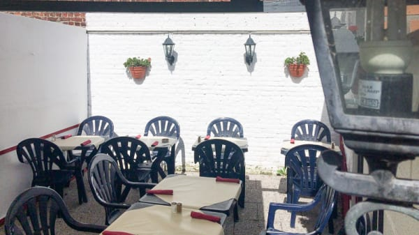 La terrasse - Le Quattro Stagioni, Auderghem