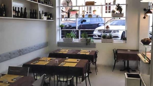Interno - Wish Boulangerie Italiana, Civitavecchia
