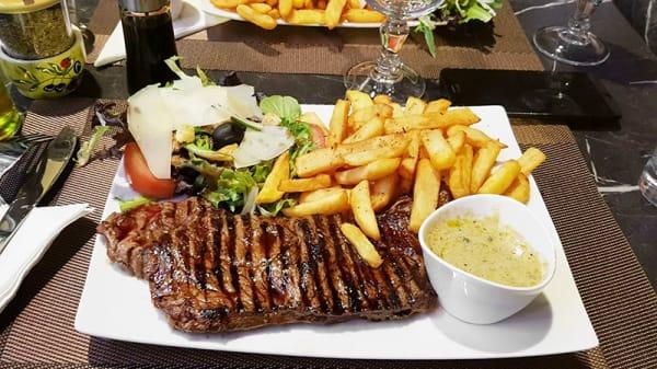 Suggestion du chef - Le Galaxy, Marseille