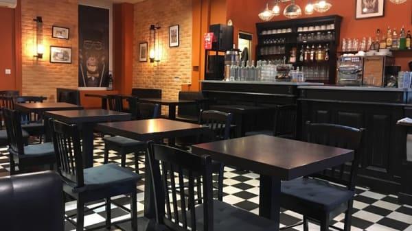 Salle du restaurant - Little Monkey Bar, Pau