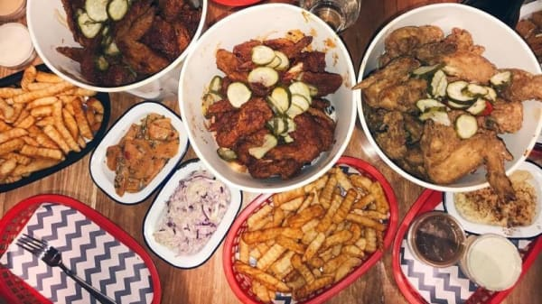 Belles Hot Chicken - Fitzroy, Fitzroy (VIC)