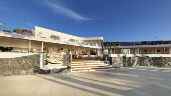 Fachada - The Beach Club at Hard Rock Hotel Tenerife, Costa Adeje