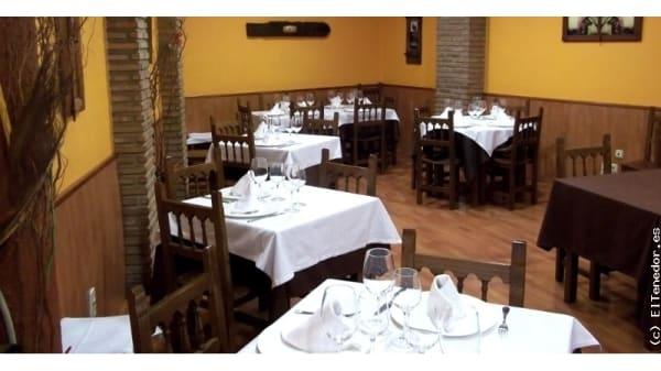 Vista de la sala - Wenceslao, Zaragoza