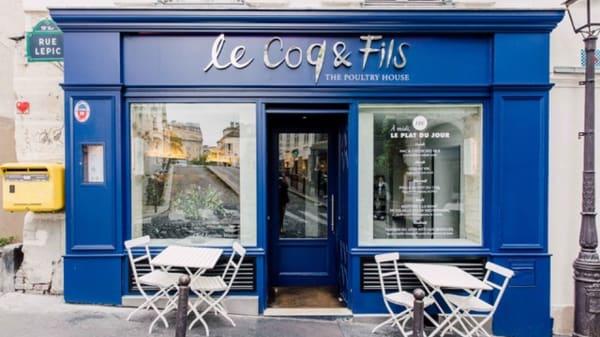 Le Coq & Fils - The Poultry House, Paris