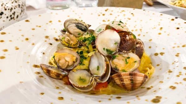 Suggerimento dello Chef - Ristorante La Paranza, Taranto