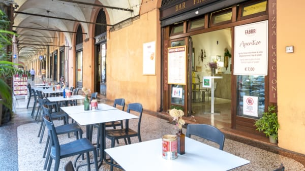 Fabbri Piadinerie e Non Solo, Bologna