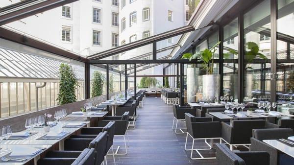 Terrasse - Chez Philippe, Genève