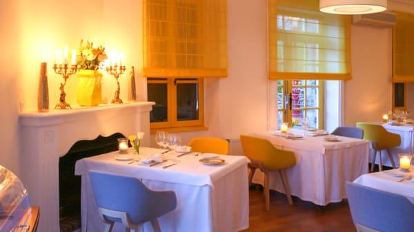 Salle du restaurant - Cuisine Hotel Spa Frédéric Carrion, Vire