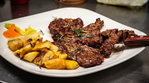Suggerimento dello chef - La Forchetta del Re, Rome