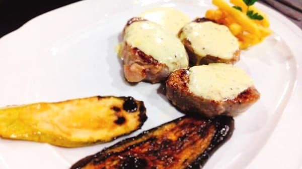 Sugerencia del chef - Piero, Torreblanca