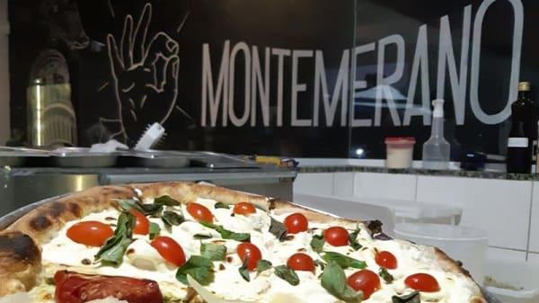 Prato - Montemerano Pizzeria, São Paulo