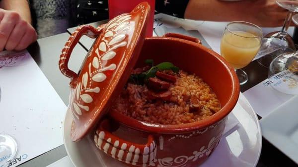Suggestion du Chef - Olagoa LeRestaurant, Neuilly-sur-Marne