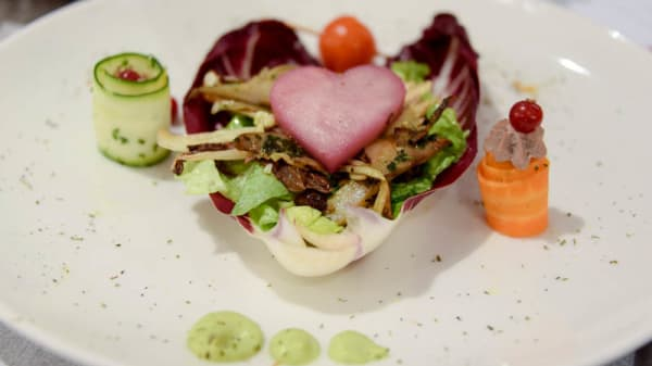 Suggerimento dello chef - Bianco Rosso & Verdure, Castiglione Del Lago