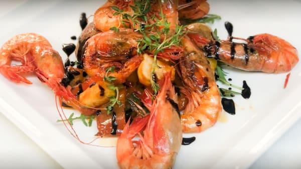 Sugerencia de plato - Trattoria Capofino, Sa Rapita