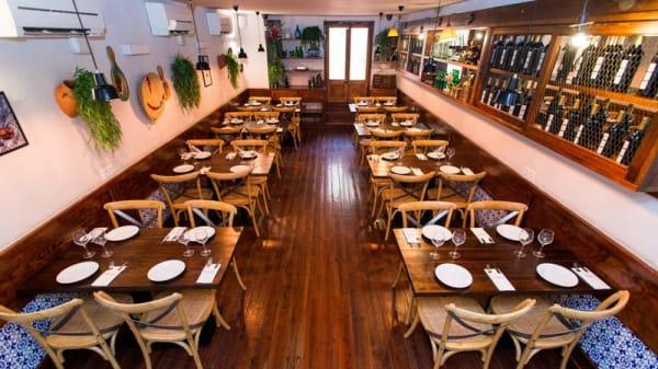 El Rincón - Grill Restaurant, Barcelona