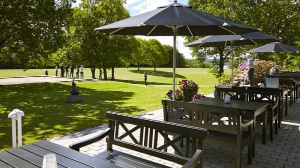 Terrasse - Restaurant Skanderborg Park, Skanderborg