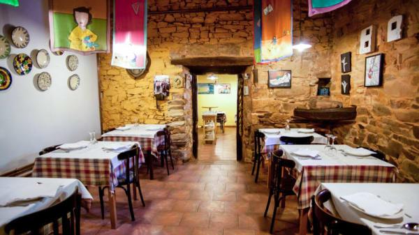Vista sala - Entrepiedras, Castrillo De Los Polvazares