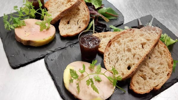 Suggestion du chef - Restaurant Lou Ciapacan, Antibes