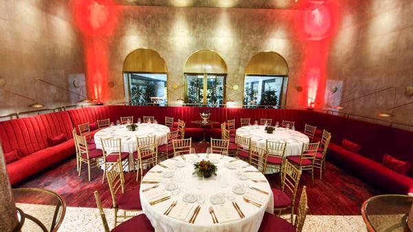 VIsta della sala - Ristorante Teatro alla Scala il Foyer, Milano
