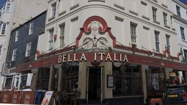 Bella Italia - Brighton, Brighton