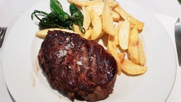 Sugerencia del chef - Croco Brasa, Alp