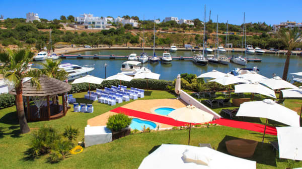 Vista terraza - Yacht Club Cala D'Or, Cala D'or