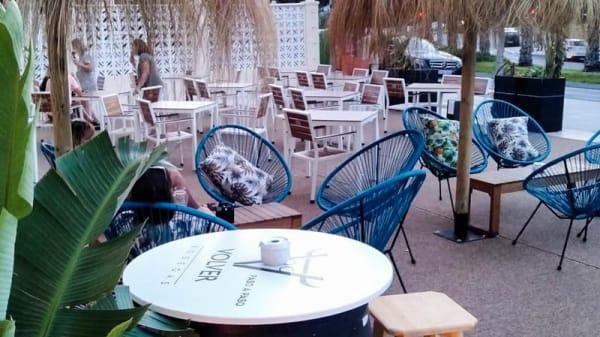 Sala - Masmar casual bar, Alicante