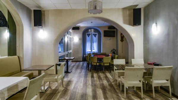 Sala - Bistro bar GB, Genoa