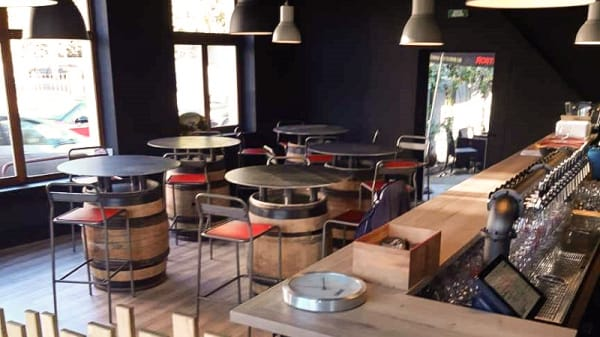 Salle du restaurant - L'AK Vigie, Ostwald