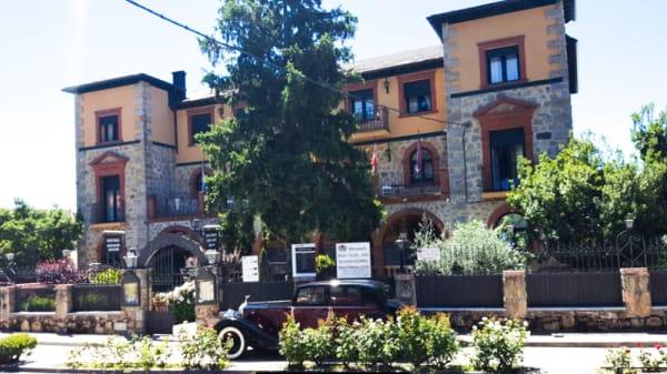 Restaurante - Posada Quinta San José, Piedralaves