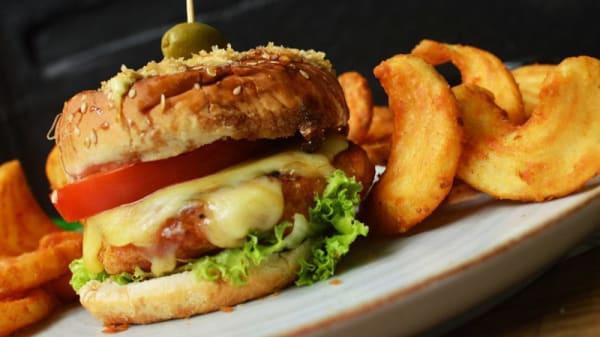 Sugerencia del chef - Borneo, Medellín