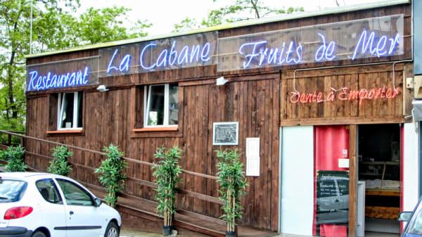 Devanture - La Cabane, Toulouse
