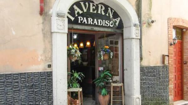 esterno - Taverna Paradiso, Benevento