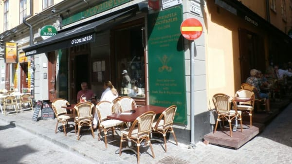 O´Connells Irish Pub, Stockholm