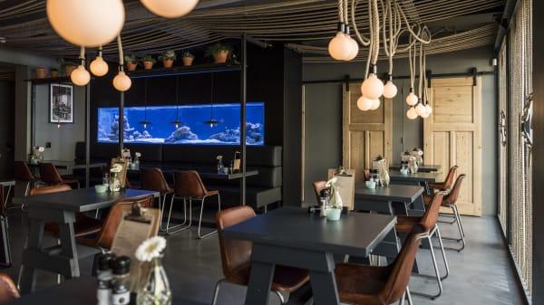 Interieur - Visrestaurant Schuitemaker, Katwijk