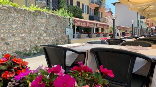Esterno - Ristorante Pizzeria Paradiso da Robertino, Torri Del Benaco