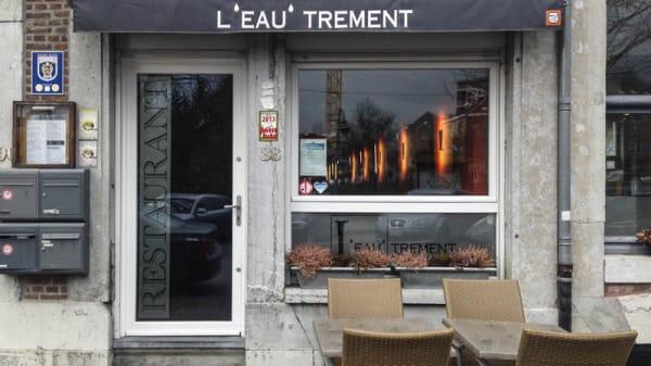 exterieur - L'eau'trement, Verviers