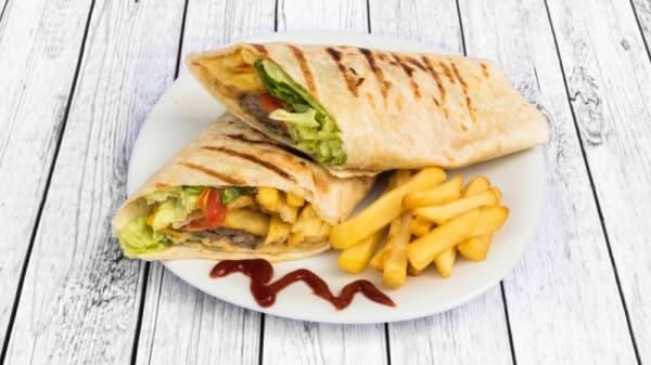 Sandwiches Grillés - Saveurs Perses, Levallois-Perret