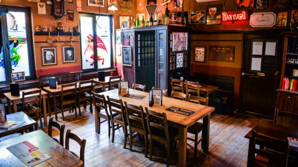 Salle du restaurant - Au Vieux Spijtigen Duivel, Uccle