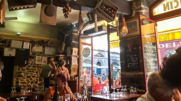Salle du restaurant - Le Laurencin, Lyon