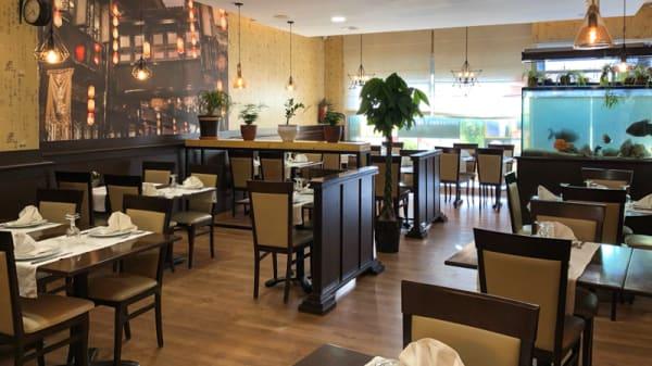 Sala del restaurante - Yuan, Sabadell